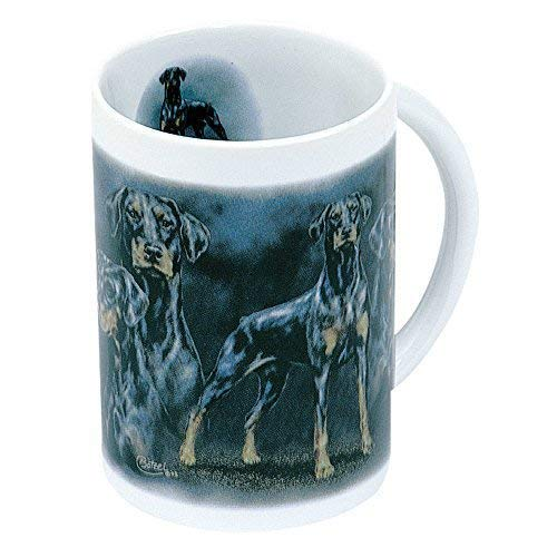 Tasse Keramiktasse Dobermann 57211 ©Kollektion Bötzel