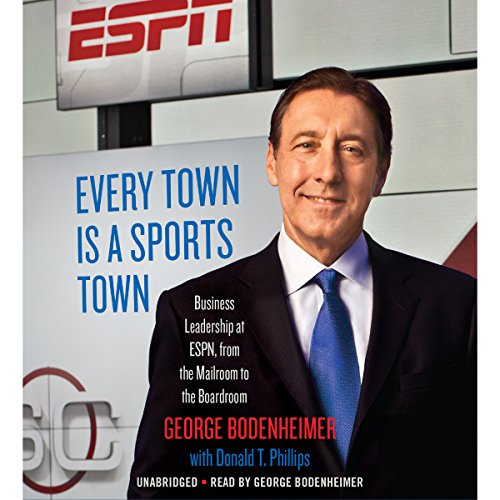 Every Town Is a Sports Town audiobook cover art