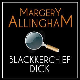 Blackkerchief Dick audiobook cover art