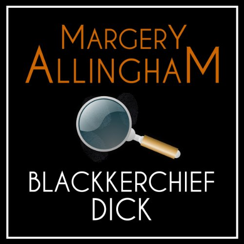Blackkerchief Dick audiobook cover art