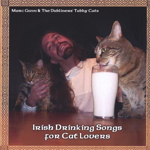 Marc Gunn & the Dubliners' Tabby Cats