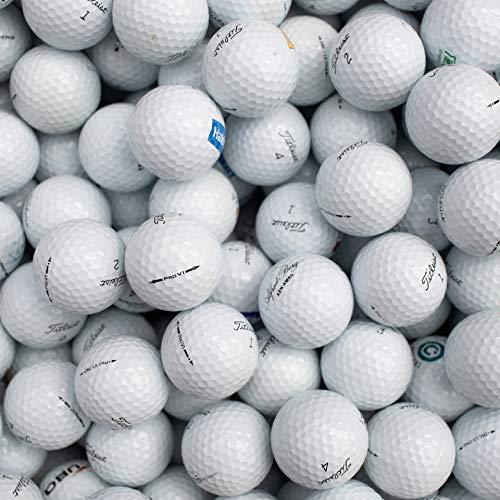 TITLEIST Pro V1 | 50 STK. | AAAA/AAA | TOP Qualität | Lakeballs | Golfbälle