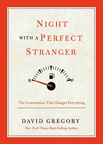 Image of Night with a Perfect Stranger: The Conversation that Changes Everything