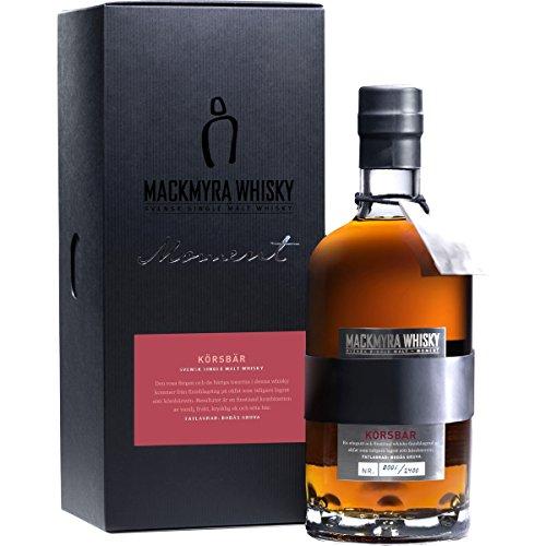 Mackmyra Moment Körsbär 0,7 l Schwedischer Single Malt Whisky