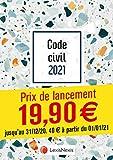 Code civil 2021 - Jaquette Terrazzo