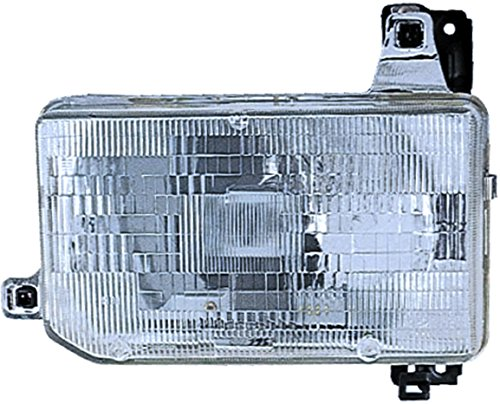 Dorman 1590602 Driver Side Headlight Assembly For Select Nissan Models
