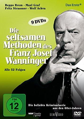 Komplett-Set (9 DVDs)