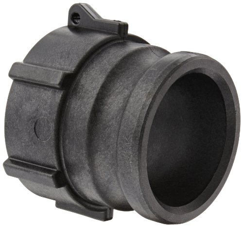 Banjo 300A Polypropylene Cam & Groove Fitting, 3 Male Adapter x NPT Female