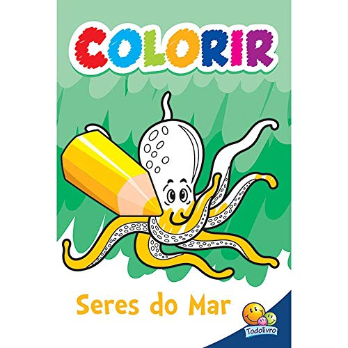 Colorir: Seres do Mar