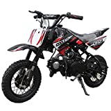 Dirt bike 110cc Fully Automatic - Choose your color ( black, blue, red, orange, green)