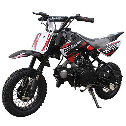 Coolster QG-210 70cc Dirt Bike Black