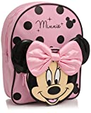 Disney Minnie Mouse Sac à dos Rose Noir