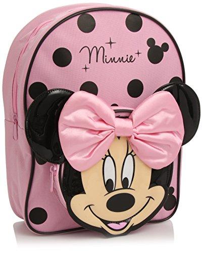 Disney Minnie Mouse Sac à dos Rose/noir