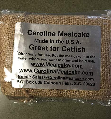 Carolina Cottonseed Oil MealCake Med Size
