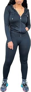 Best black sweatsuit womens Reviews