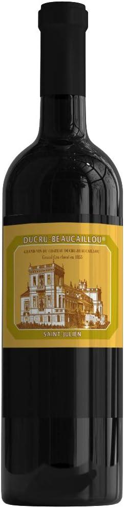 X1 Château Ducru-Beaucaillou 1982 75 cl AOC Saint-Julien Rouge 2ème Cru Classé Vino Tinto