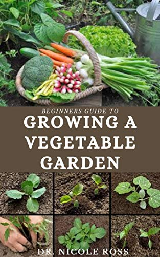 BEGINNERS GUIDE TO GROWING A VEGETABLE GARDEN: A very easy and simple guide to start growing healthy vegetables at your comfort zone. (English Edition)