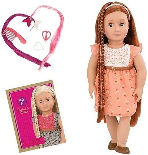 Entrega directa y rápida de fábrica Battat Our Generation 18 18 18 Doll Patrice by  diseñador en linea