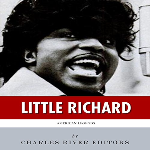 American Legends: The Life of Little Richard  By  cover art