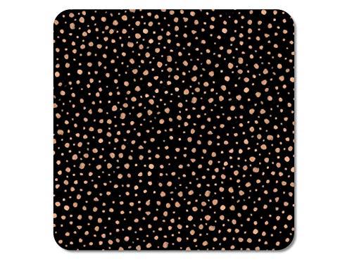 Interluxe leuchtende LED Untersetzer - Marigold 7 - Getränkeuntersetzer, Bottlelight, Flaschenlicht