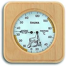 TFA 40.1007 Thermo-hygromètre pour sauna Cheveu synthétique (Import Allemagne)