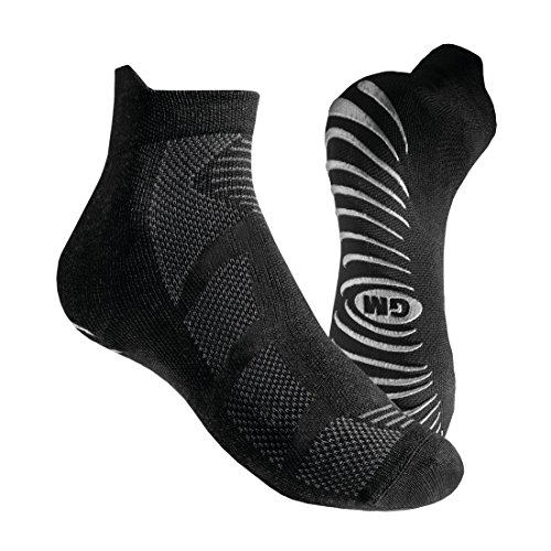 Calze GM Sport Fitness L+r Homme, Noir, FR : Chaussettes : 39-42 (Taille Fabricant : 38-40)