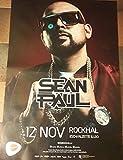 Sean Paul – 60 x 84 cm – Schild / Poster