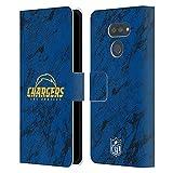 Head Case Designs sous Licence Officielle NFL Marbre Coloré Los Angeles Chargers Graphics Coque en...