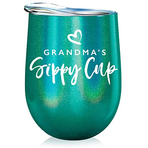 Grandma Gift Insulated Wine Tumbler