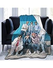 """Yeeatz BTS Jimin J-Hope Deken, super zachte deken, lichte pluche beddeken, geschikt voor volwassenen en kinderen om 50 """""""" X40"""
