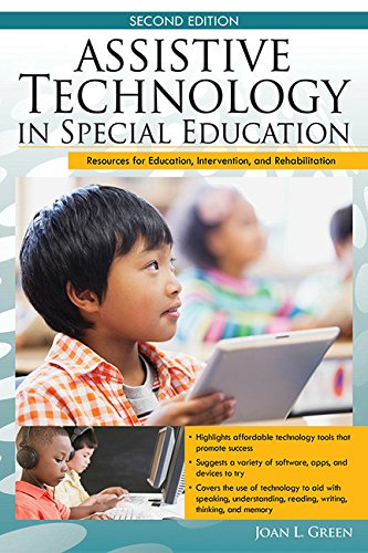Assistive Technology In Special Education 2e Resources For Education Intervention And Rehabilitation