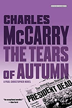 Paperback Tears of Autumn: A Paul Christopher Novel (Paul Christopher Novels) Book