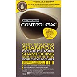 Just for men Control GX Grey Reducing Shampoo, For Lighter Shades of Hair