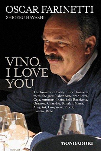Vino: I Love You