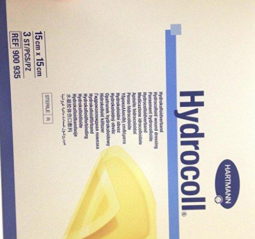HYDROCOLL 15X15 3 APOSITOS