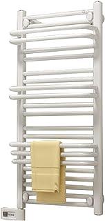 ZYY-Towel rack Toallero EléCtrico, Tendedero para BañO, Control De Temperatura Inteligente, Arranque con Un BotóN, FáCil InstalacióN, Radiador Montado En La Pared