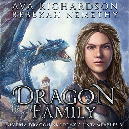 Dragon Family cover art