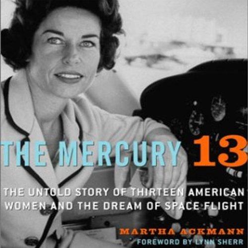 The Mercury 13 audiobook cover art