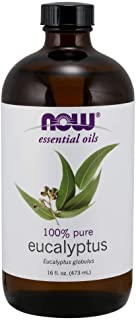 Now Foods Now Solutions Eucalyptus Essential Oil, 16 Fl Oz (1 Count)