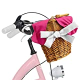 Zoom IMG-2 milord bicicletta comfort rosa a