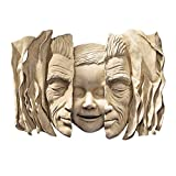 Design Toscano Child at Heart Wall Sculpture,Ancient Ivory