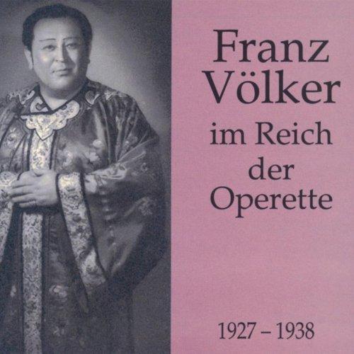 Franz Völker im Reich der Operette
