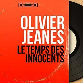 Le temps des innocents (feat. Jean Claudric et son orchestre) [Mono Version]