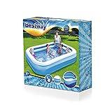 Schwimmbecken aufblasbar – Bestway – 54006B - 8