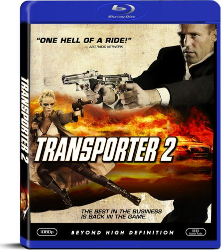 Transporter 2 [USA] [Blu-ray]