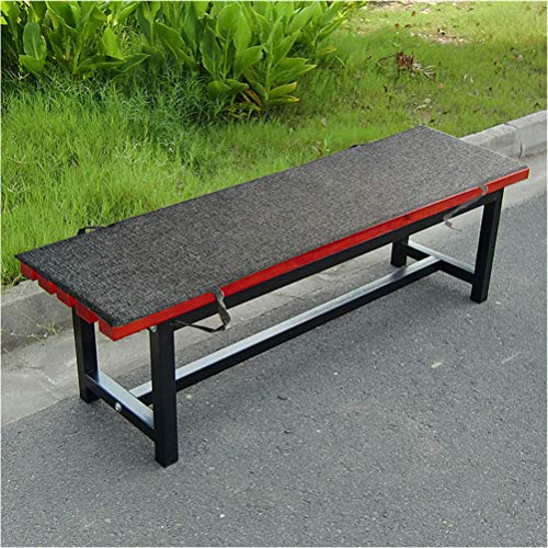 Bench Cushion Pad Long Chair Mat Outdoor Garden Cushion Indoor Dining Replacement Cushion Washable Swing Pad with Zipper for 2 3 Seater (Dark grey,87x28x2cm)