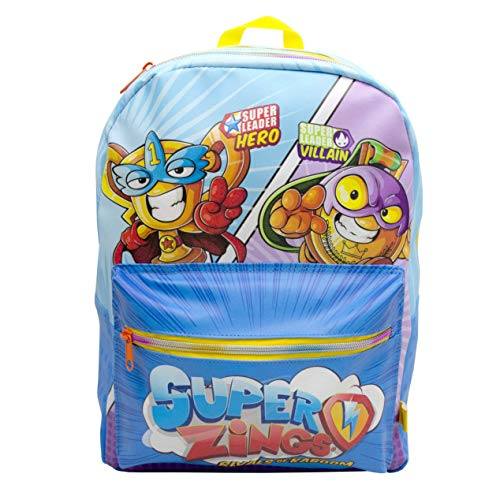 SUPERZINGS Mochila, Multicolor, única (Cife Spain 41945)