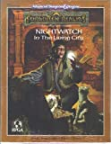 Lc3 Nightwatch in the Living City (Advanced Dungeons & Dragons/2nd Edition : Forgotten Realms, No. 9316)