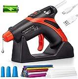 Best Hot Glue guns - Cordless Hot Glue Gun,Fast Preheating Hot Glue Gun Review