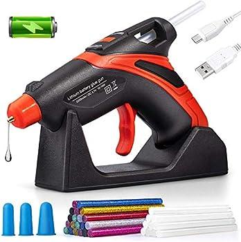 Best cordless glue gun rechargeable Reviews